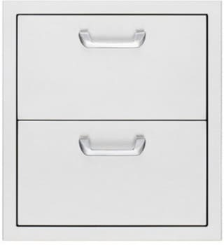 Lynx Sedona Series LUD519 - 19 Inch Double Drawers