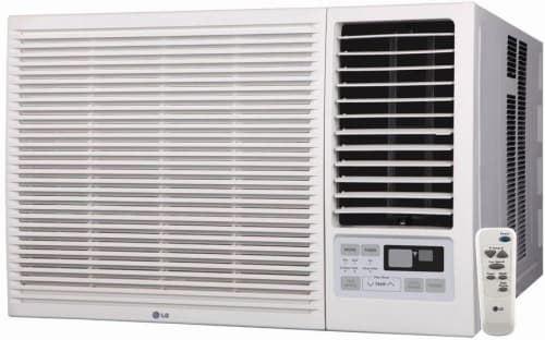 Lg Lw1216hr 12 000 Btu Window Air Conditioner With 11 200