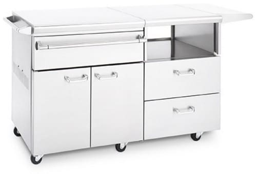 Lynx Professional Grill Series LSERVE - Countertop (Shown on Mobile Kitchen Cart)