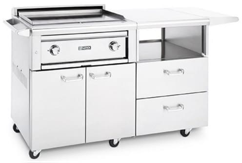 Lynx Asado Series L30AGMLP - Asado Grill on Mobile Kitchen Cart