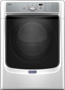 "Maytag MED5500FW - 27"" 7.4 cu. ft. Gas Electric with PowerDry System"