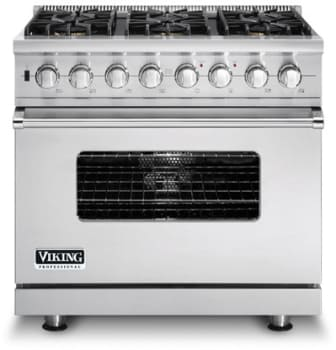 Viking Professional Custom Series VDSC5366BSSBR - Featured View
