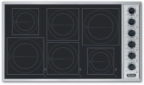 Viking Professional Series VICU2666BSB - Black Glass