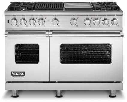 Viking Professional Custom Series VDSC5486GWHBR - Featured View