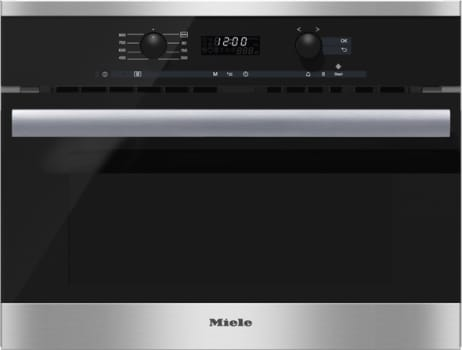 Miele PureLine DirectSelect Series M6260TC - M6260TC PureLine Design