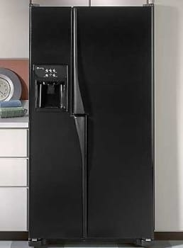 Maytag Mzd2766geb 27 Cu Ft Side By Side Refrigerator W Cubed Crushed Ice And Water Dispenser Black