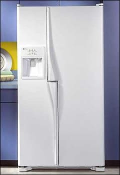 Maytag Mzd2766gew 27 Cu Ft Side By Side Refrigerator W