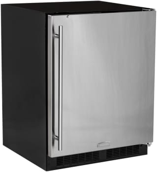 Marvel Ma24ras1rs 24 Inch Built In Undercounter Refrigerator With 2