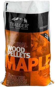 Traeger PEL308 - Maple BBQ Pellets