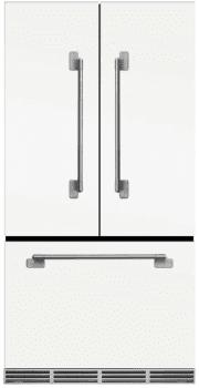 AGA Elise MELFDR23WHT - Marvel Elise Series Refrigerator in White