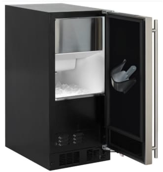 Marvel ML15CP - Marvel Ice Maker with Illuminice White LED Lighting