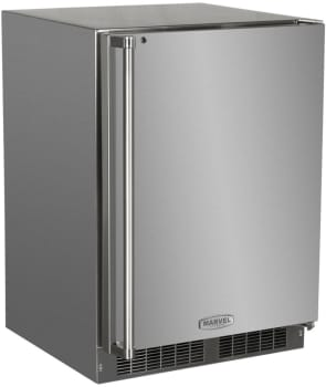 Marvel MO24RFS - Marvel Outdoor Refrigerator/Freezer