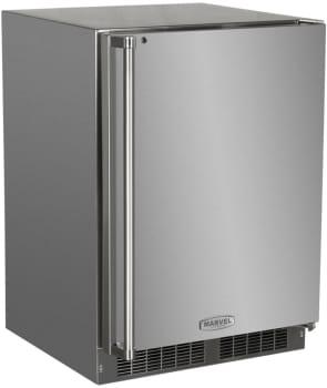 Marvel MO24RFS2LS - Marvel Outdoor Refrigerator/Freezer