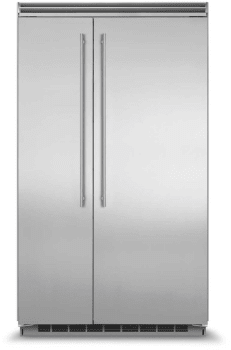 Marvel Professional Series MP48SS2NS - Side-by-Side Refrigerator in Stainless Steel