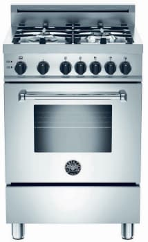 "Bertazzoni Master Series MAS244GASXE - 24"" Master Series Gas Range with 4 Burners"