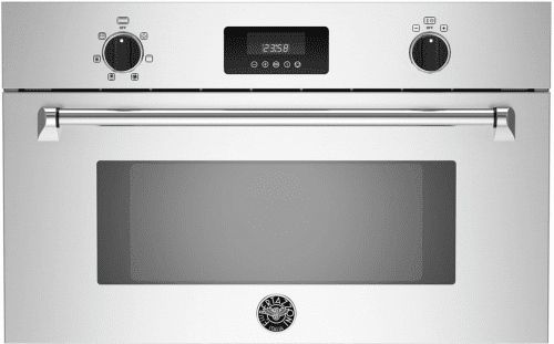 Bertazzoni Master Series MASCS30X - Bertazzoni Master Series Convection Steam Oven