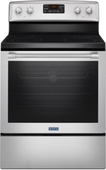 Maytag Heritage Series MER8650FZ - 30 Inch Electric Range from Maytag