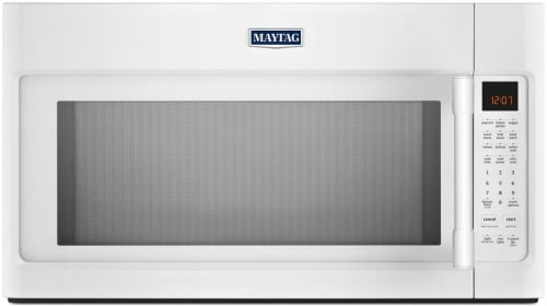 Maytag Mmv5219fw 2 1 Cu Ft Over The