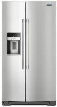 Maytag MSC21C6MFZ - 20.6 cu. ft. Capacity Side-by-Side Refrigerator from Maytag