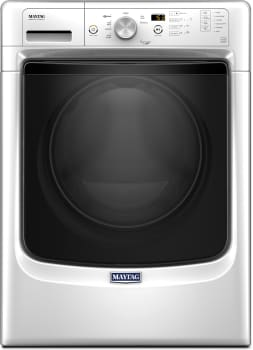 Maytag MHW3505FW - Maytag Front Load Washer with Steam for Stains Option and PowerWash System