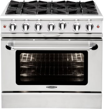 Capital Culinarian Series MCOR366L - Front View