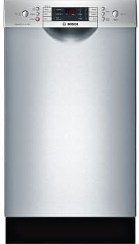 "Bosch 800 Series SPE68U55UC - 18"" Bosch 800 Series Dishwasher - Featured View"