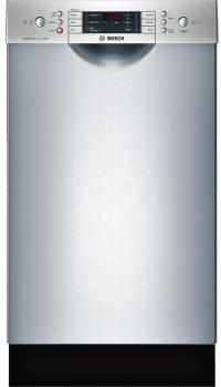"""Bosch 800 Series SPE68U55UC - 18"""" Bosch 800 Series Dishwasher - Featured View"""