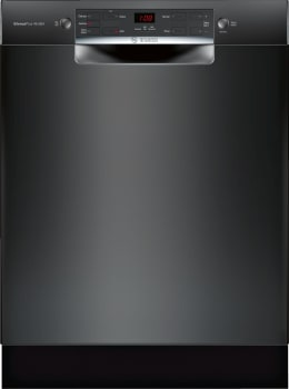 Bosch 300 Series SGE53X56UC - Front View