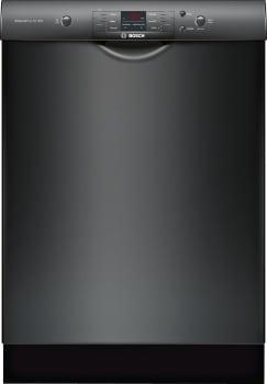 Bosch Ascenta Series SHEM3AY56N - Black Front View