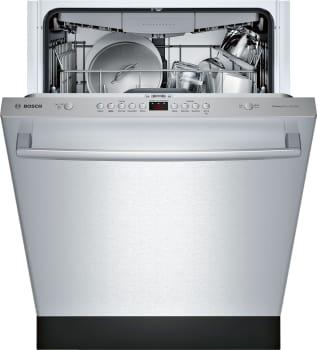 Bosch Ascenta Series SHXM4AY55N - Fully Integrated Controls