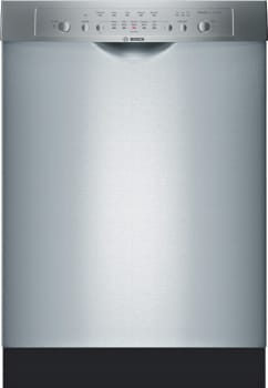 Bosch Ascenta DLX Series SHE3ARL5UC - Stainless Steel