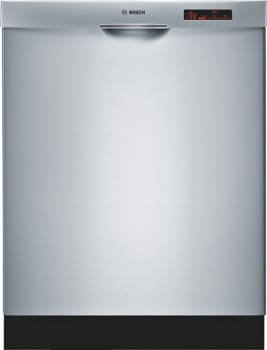 Bosch 800 Series SHE68R55UC - Stainless Steel