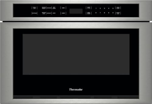 "Thermador Masterpiece Professional Series MD24JS - 24"" Built-In MicroDrawer Microwave"