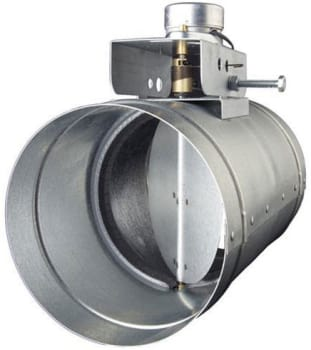 """Best MD6S - 6"""" Automatic Make-Up Air Damper"""
