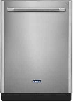 Maytag Heritage Series MDB8979SEZ - Fully Integrated Dishwasher with Power Dry Option