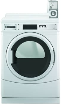 Maytag Commercial Laundry MDG25PDAWW - Maytag 27-Inch Commercial Gas Dryer