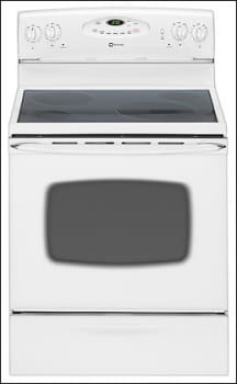 Maytag MER5755QAW - Front View