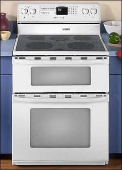 Maytag Gemini Series Mer6772baw Front View