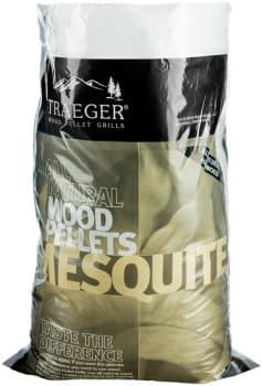 Traeger PEL305 - Mesquite BBQ Pellets