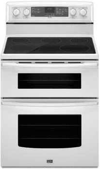 Maytag Gemini Series MET8665XW - White