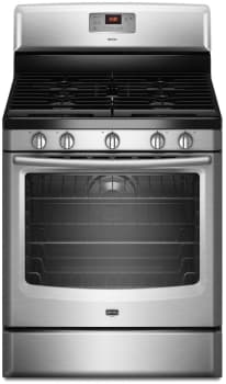 Maytag MGR8775A - Stainless Steel