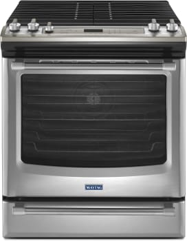 Maytag MGS8880DS - Stainless Steel