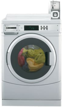 Maytag Commercial Laundry MHN30PDCWW - Feature View