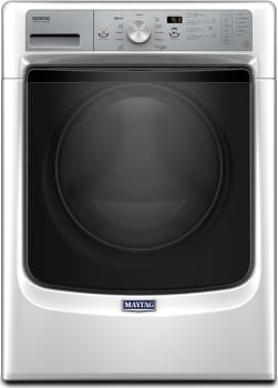 "Maytag MHW5500FW - 27"" 4.5 cu. ft. Front Load Washer in White"