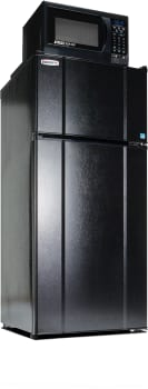 MicroFridge 103RMF49D1 - Black Front View