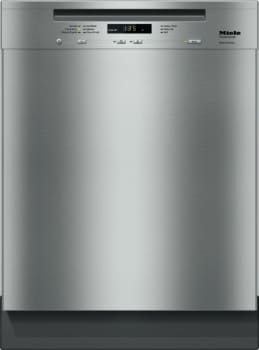 Miele Crystal EcoFlex G6625UCLST - Front View