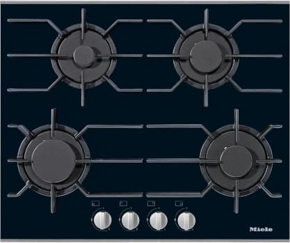 Miele KM3010LP - 4 Burner Gas Cooktop from Miele