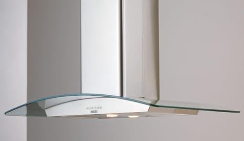 Zephyr Europa Milano Series ZMLE42AG - Glass Canopy
