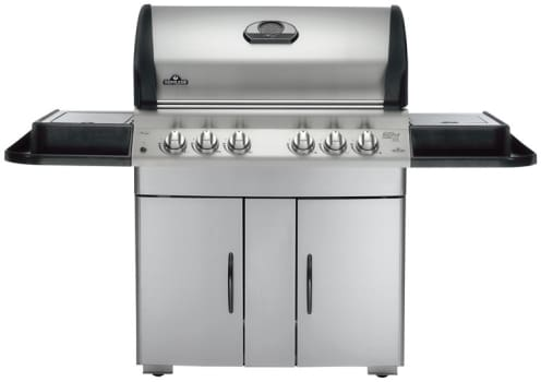 Napoleon Holzkohlegrill Charcoal Pro 605 : Napoleon m rsbinss inch freestanding gas grill with sq