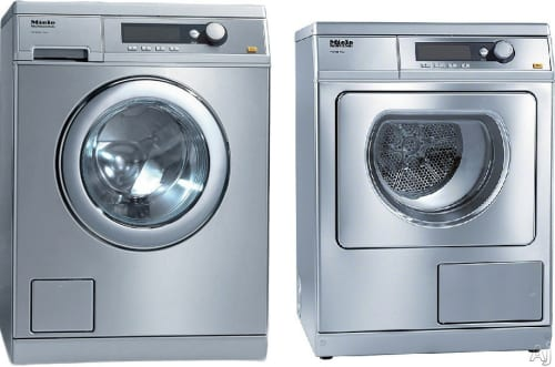 Miele Miwadress2 Side By Side Washer Amp Dryer Set With